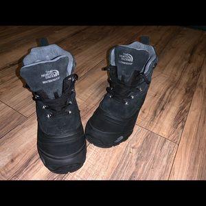 Men's North face waterproof boots